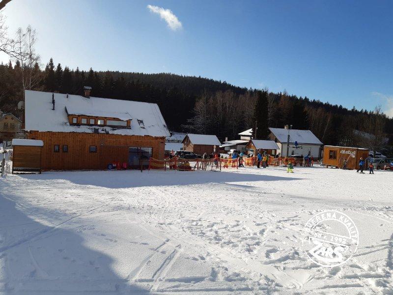 Chalupa Albrechtice v Jizerských horách k pronájmu, Jizerské hory