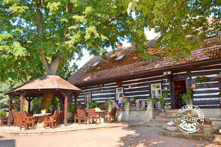 Chata Kovač - 2lůžková chata 1 k pronájmu, Český ráj