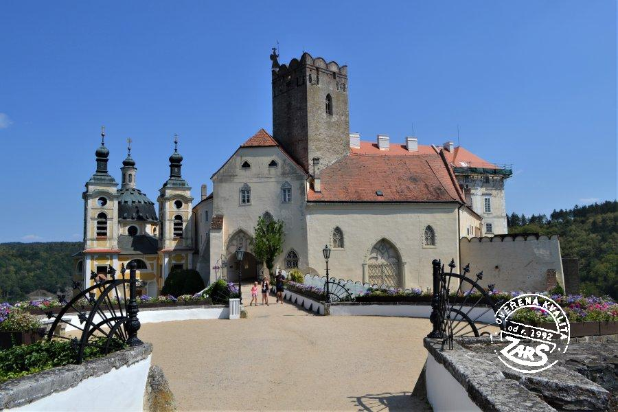 Foto zámek Vranov nad Dyjí