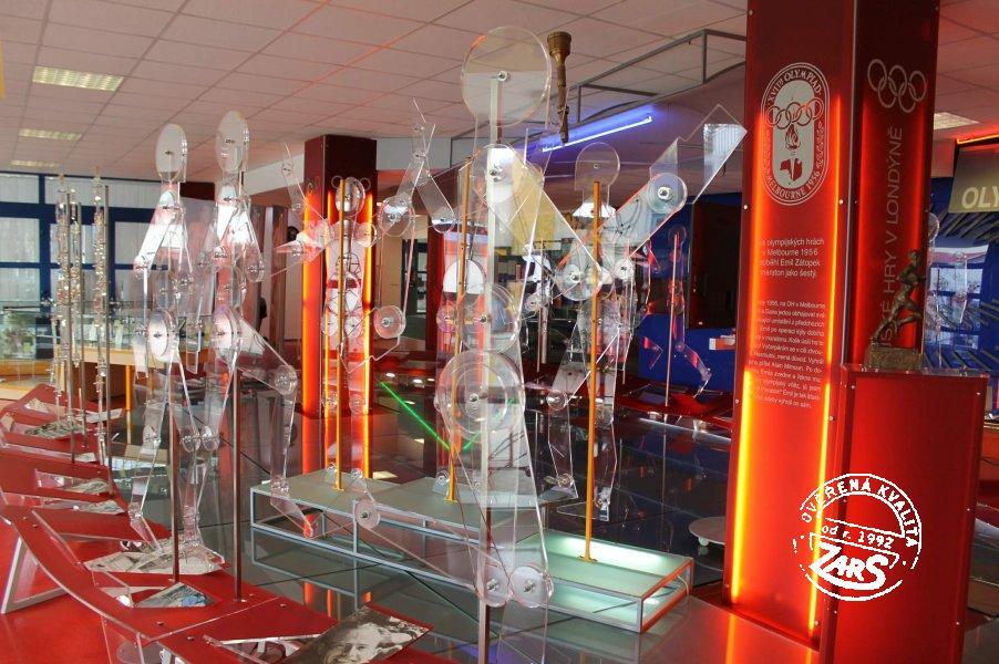 Foto Technické muzeum TATRA Kopřivnice
