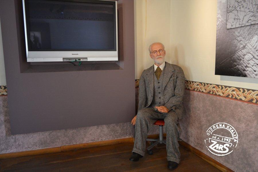 Foto Rodný dům S. Freuda Příbor