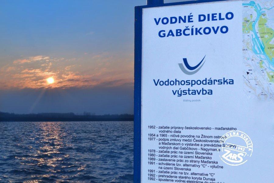 Foto Vodní dílo Gabčíkovo