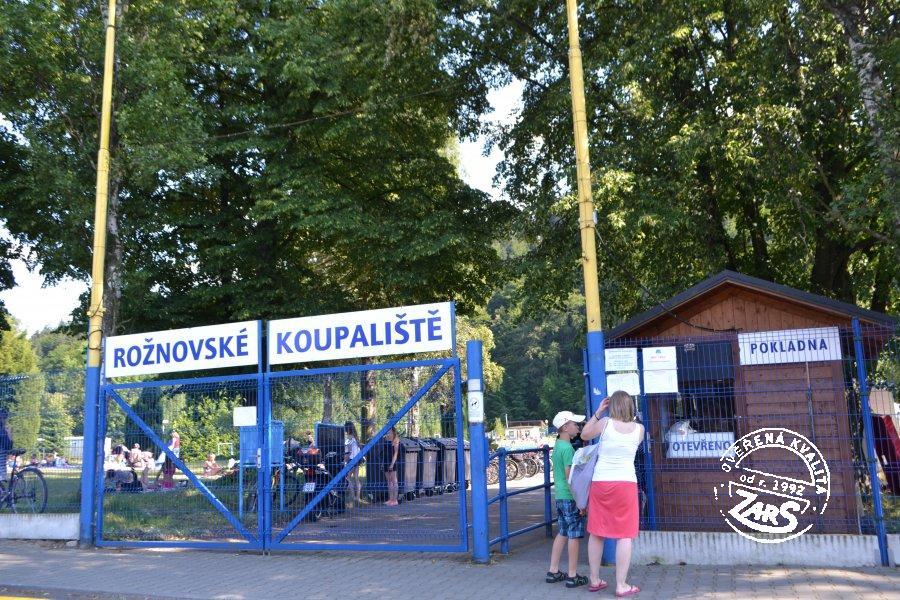Foto Rožnovské koupaliště
