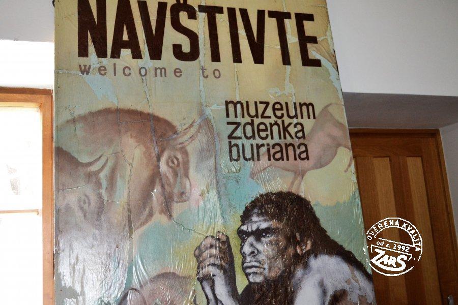 Foto Muzeum Zdeňka Buriana Štramberk