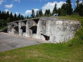 Dělostřelecká pevnost Hanička