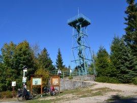 Foto Rozhledna Slovanka u Lučan nad Nisou