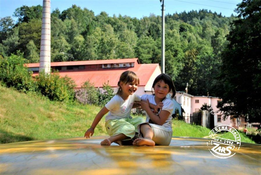 Foto Bobová dráha Janov nad Nisou