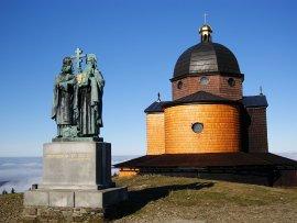 Kaple sv. Cyrila a Metoděje  Radhošť