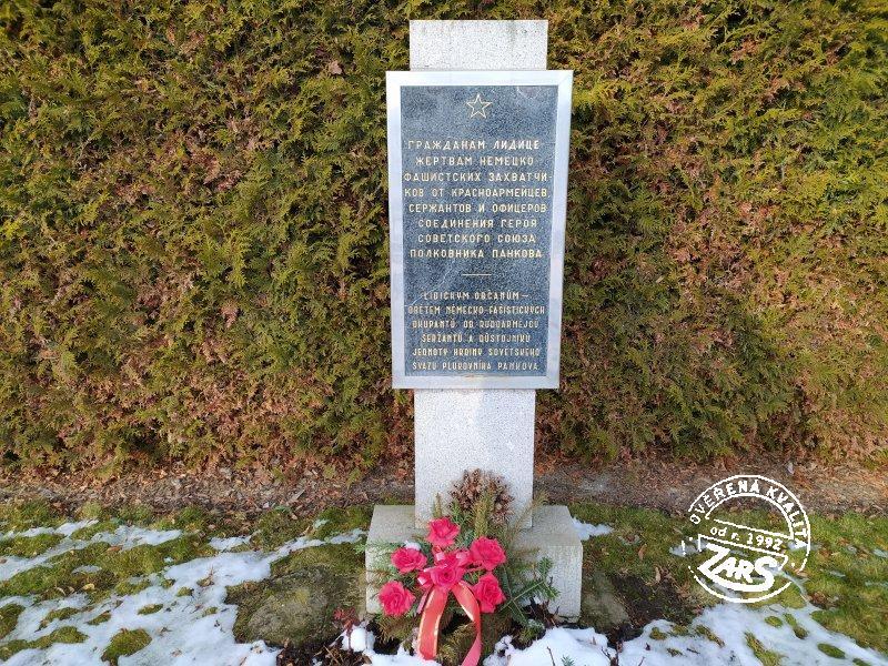 Foto Památník Lidice