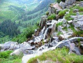 Foto Pančavský vodopád