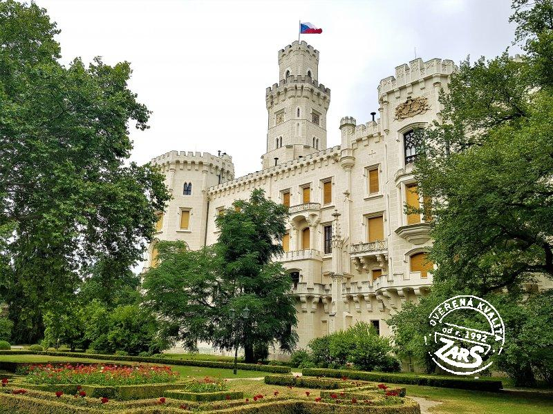Foto Zámek Hluboká nad Vltavou