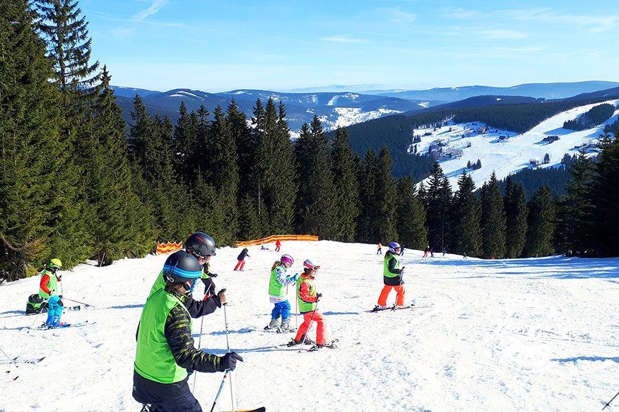 Foto Skiareál Pec pod Sněžkou