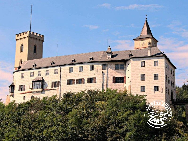 Foto hrad Rožmberk