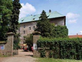 Foto hrad Houska