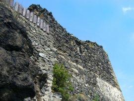 hrad Starý Bernštejn