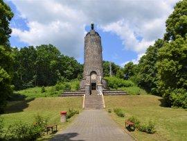 Jubilejní památník bitvy u Chlumce