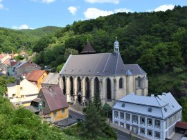 Kostel Nanebevzetí Panny Marie Krupka