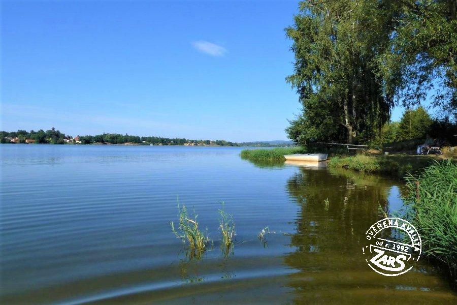Foto Vodní nádrž Jesenice