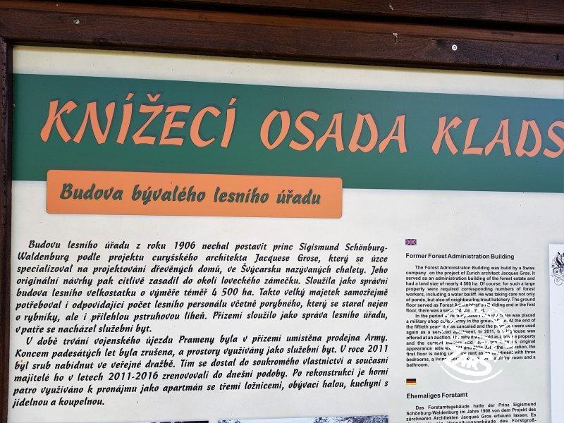 Foto Naučná stezka Kladská