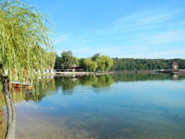 Foto Koupaliště Kamencové jezero