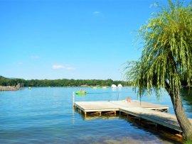 Koupaliště Kamencové jezero