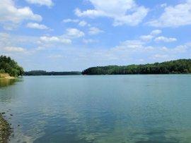 Foto Těrlická přehrada