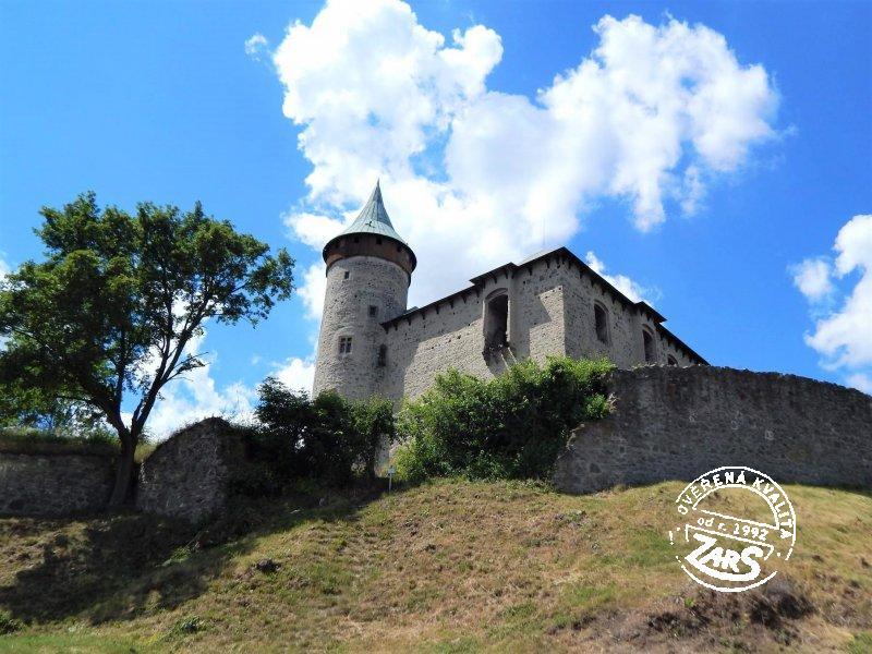 Foto Hrad Kunětická Hora