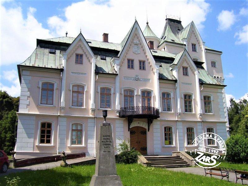 Foto Zámek Studénka s vagonářským muzeem