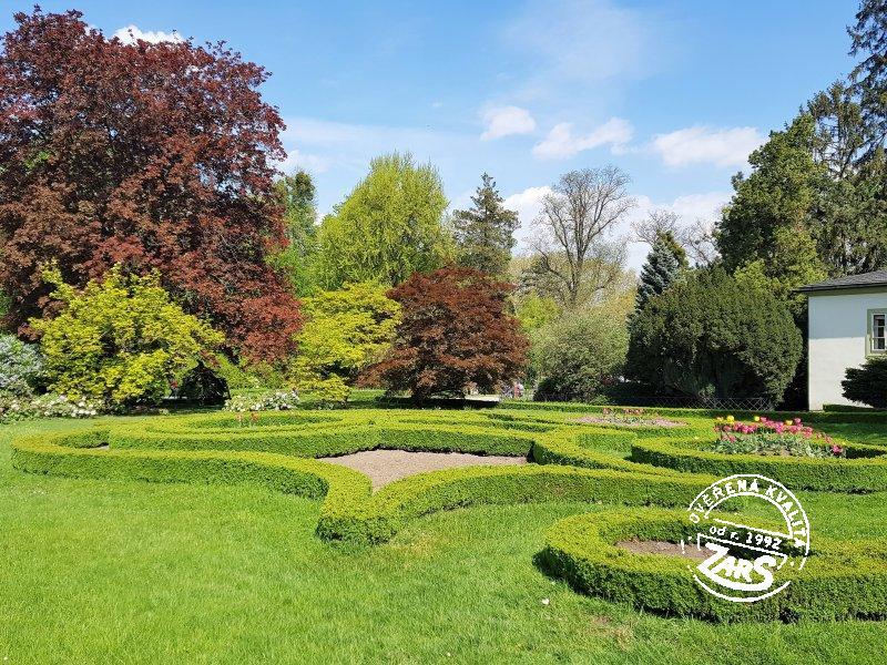 Foto Zámek a Podzámecká zahrada Kroměříž