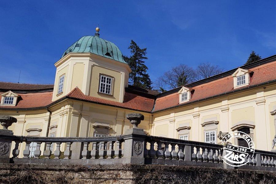 Foto Zámek Buchlovice