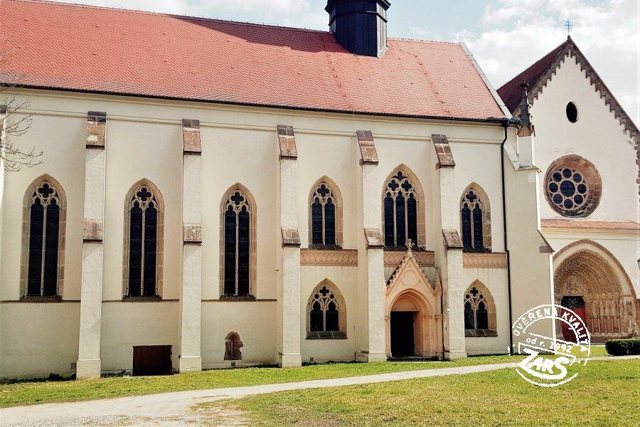 Foto Klášter Porta coeli - Předklášteří