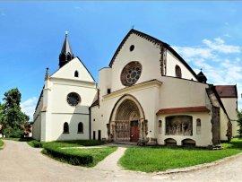 Cisterciácký klášter Porta coeli Předklášteří