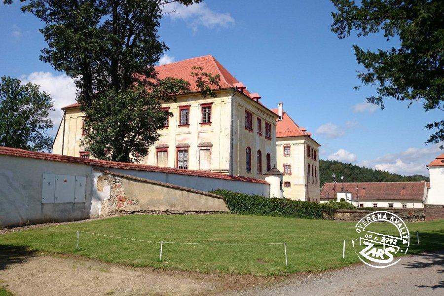 Foto Zámek Kunštát