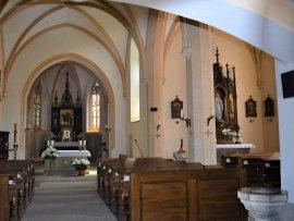 Foto Kostel sv.Martina - Slatiňany