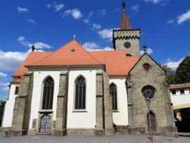 Kostel sv.Martina - Slatiňany