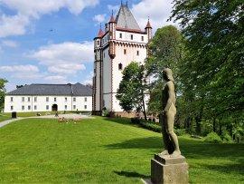 Foto Zámek Hradec nad Moravicí