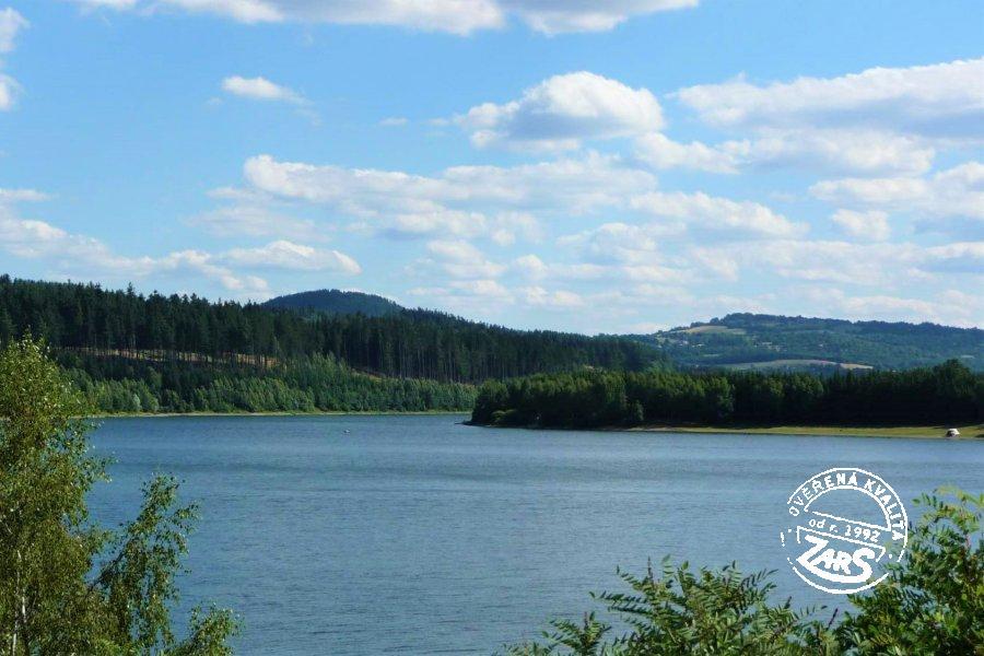 Foto Přehrada Slezská Harta