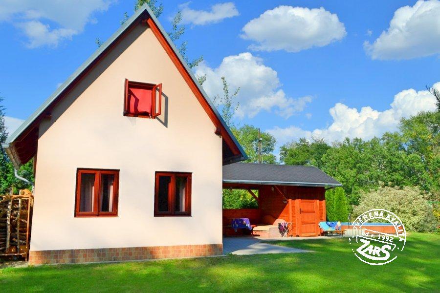 Chata Červený Kostelec k pronájmu, Broumovsko a Náchodsko