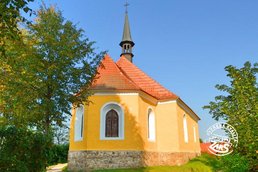 Chalupa Svatá Anna k pronájmu, Orlík a Táborsko