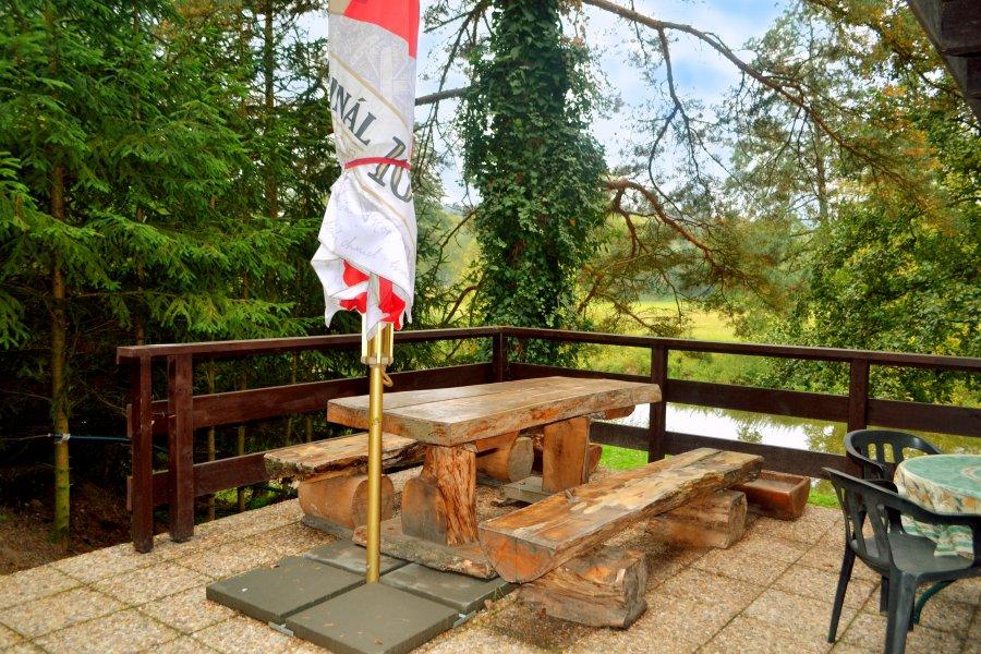 Chata Vnorovice k pronájmu, Jindřichohradecko (Česká Kanada)