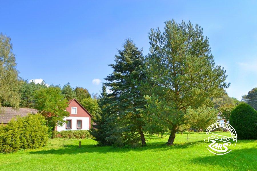 Chalupa Hutě u Bechyně k pronájmu, Orlík a Táborsko