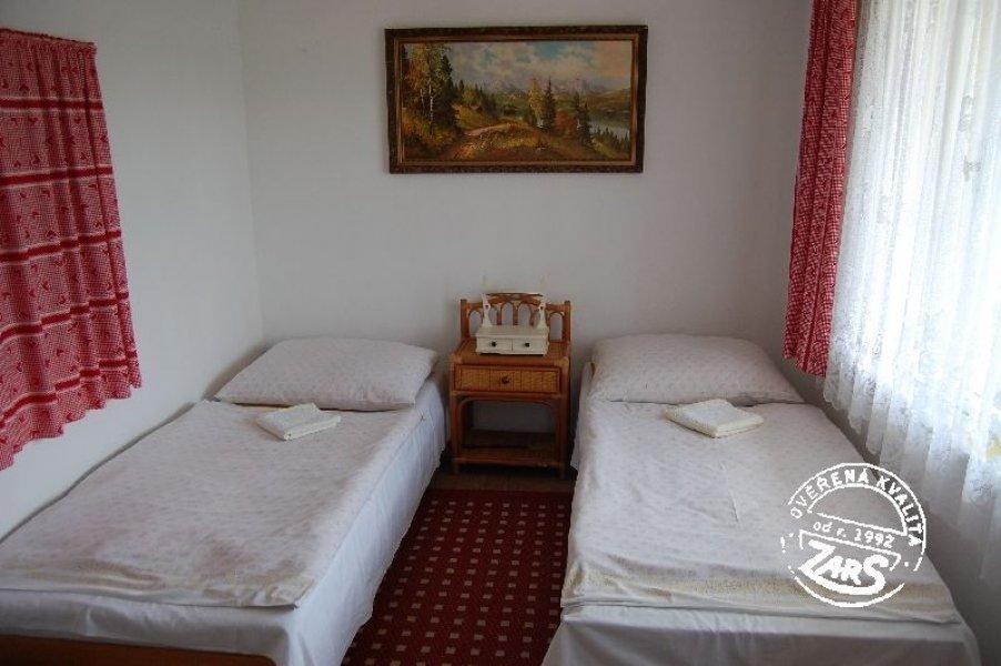 Chata Senorady k pronájmu, Brno a okolí
