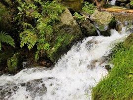 Foto Rešovské vodopády