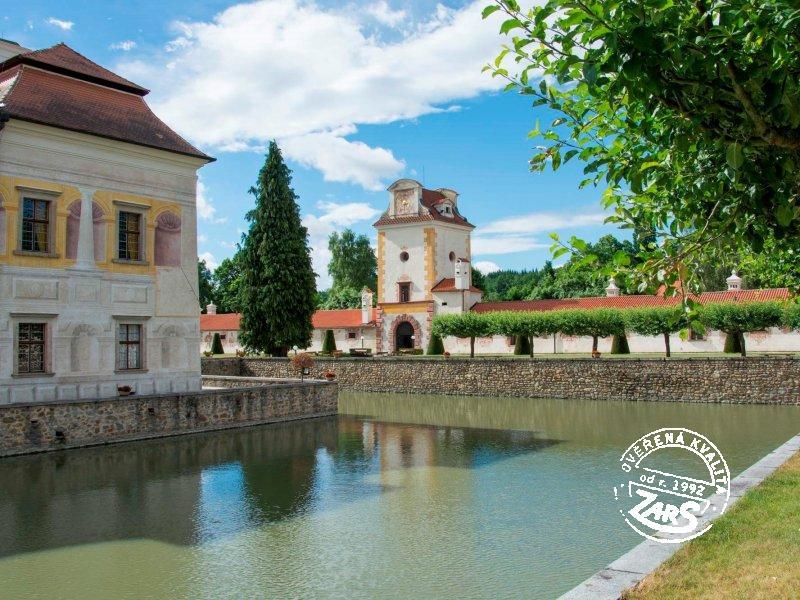 Foto Zámek Kratochvíle - Netolice