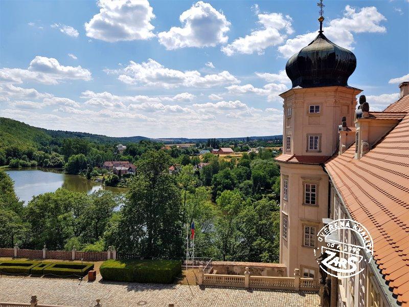 Foto Zámek Mníšek pod Brdy