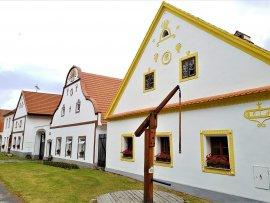Foto Hospodářské usedlosti Holašovice