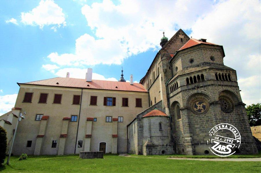 Foto Bazilika sv. Prokopa Třebíč