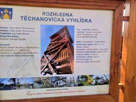Foto Rozhledna Staré Těchanovice