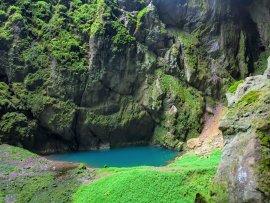 Foto Propast Macocha - Punkevní jeskyně
