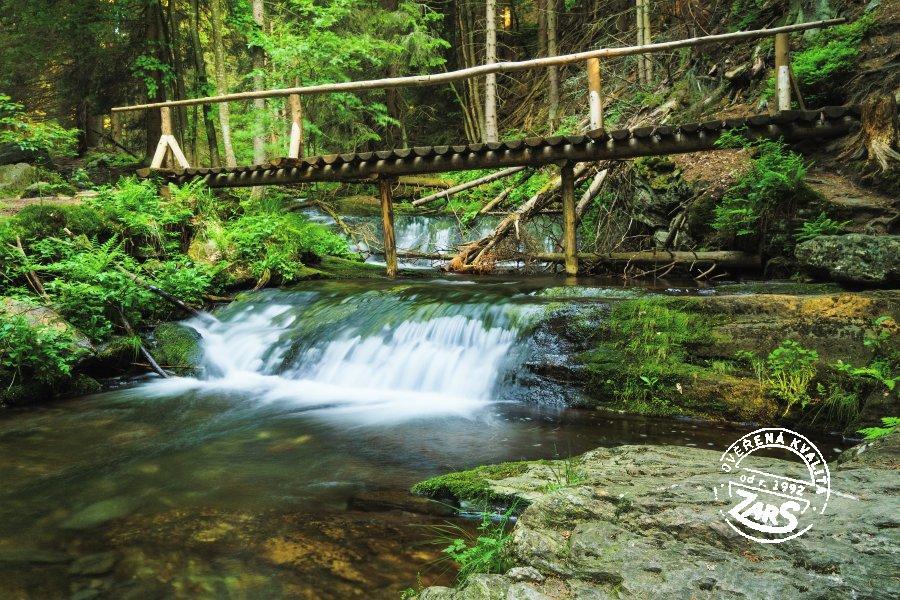 Foto Údolí Bílé Opavy